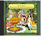 The Songs of Rosalind Jehanne CD